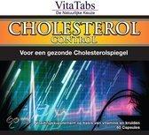 VitaTabs Cholesterol Control - 60 Capsules - Voedingssupplement