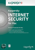 Kaspersky, Internet Security RB (1 PC) (Dutch / French) MAC