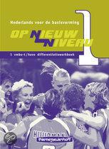 Op nieuw niveau / 1 VMBO-t/Havo / deel Differentiatiewerkboek