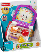 Fisher-Price Laugh & Learn broodtrommeltje