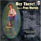 Hey There! Here's Fran Warren