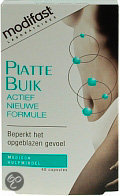Modifast Laboratoires Medical Device Platte Buik –  Tabletten 40 st