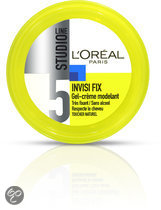 L'Oreal Paris Studio Line - Invisi Fix - 24H Clean Modeling Gel-Cream