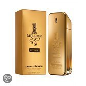 Paco Rabanne 1 Million Intense - 100 ml - Eau de toilette