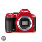 Pentax K 50 Body Rood