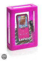 Lenco XEMIO 655 - MP4 speler - 4 GB - Roze