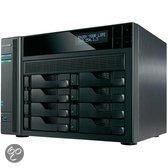 Asustor AS-608T 8-Bay 0TB - NAS Server - HDMI uitgang