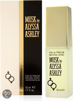 Alyssa Ashley Musk for Women - 50 ml - Eau de toilette