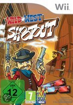 Wild West Shootout + Gun
