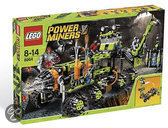 LEGO Power Miners Titanium Commandopost - 8964