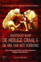 Books for Singles / Lifestyle / Spiritualiteit / Zoektocht naar de heilige graal & de ark van het verbond