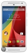 Motorola Moto G 2de generatie (2014) - Wit
