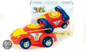Learn & Fun Telefoon in de vorm van een Auto