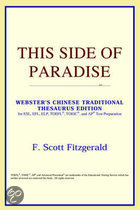 This Side Of Paradise (Webster's Chinese