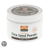 Mattisson chia seeds poeder 125 gr