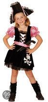 Superluxe Piraat Tessa - Kostuum - 7-9 jaar