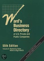 Ward's Business Directory of U.S. Private and Public Companies, Volume 8