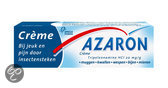 Azaron Crème - 10 gr - Anti Jeuk