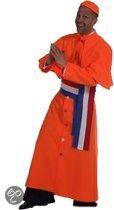 Oranje kardinaal kostuum L (56-58)