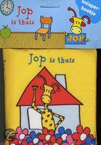 Knisperboekje Jop is thuis