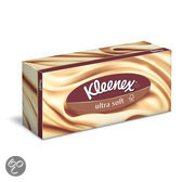 Kleenex tissues ultr.soft box~ 56 st