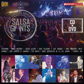 Salsa Giants (Live)-Cd + Dvd