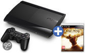 Sony PlayStation 3 500GB Super Slim + God of War Ascension + 30dagen PSN Plus