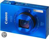 Canon IXUS 500 HS - Blauw