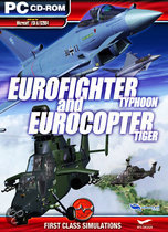Foto van Eurofighter & Eurocopter - FS X & FS 2004 Add-On