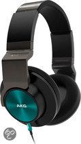 AKG K545 - Over-ear koptelefoon - Zwart / Turqouise