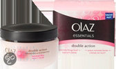 Olaz Essentials Care Double Action Night - Nachtcrème