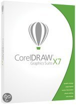 CorelDRAW Graphics Suite X7 - Box pack - 1 user - DVD - Win - French, Dutch