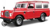 Bburago Land Rover 110