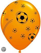Holland Ballonnen Oranje - 100 Stuks