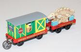 Thomas de Trein - Dinosaurus Museum Wagons