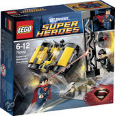 LEGO Super Heroes Superman Metropolis Showdown - 76002