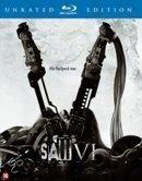 Cover van de film 'Saw 6'