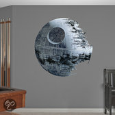 Death Star muursticker / Death Star poster / STAR WARS muursticker