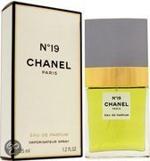 Chanel No.19 for Women - 35 ml - Eau de Toilette