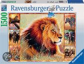 Ravensburger Wilde Dieren van de Savanne - Legpuzzel