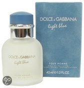Dolce & Gabbana Light Blue for Men - 40 - Eau de Toilette