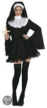 Luxe Stoute Non - Kostuum - Maat M - Zwart