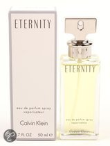 Calvin Klein Eternity For Women - 50 ml - Eau de parfum