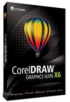 Coreldraw Graphics Suite X6 - Engels