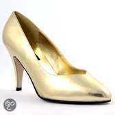 Gouden pumps Sienna 38