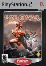 God of War (Platinum)  PS2