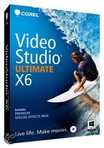 Corel Video Studio Pro X6 Ultimate - Engels