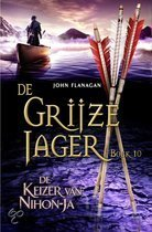 De Grijze Jager - boek 10: De keizer van Nihon-Ja