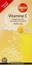Roter Vitamine C Bruis Citroen - 40 Tabletten