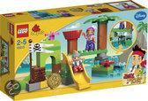 LEGO Duplo Neverland Schuilplaats - 10513